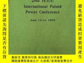 二手書博民逛書店digest罕見of technical papers 2nd
