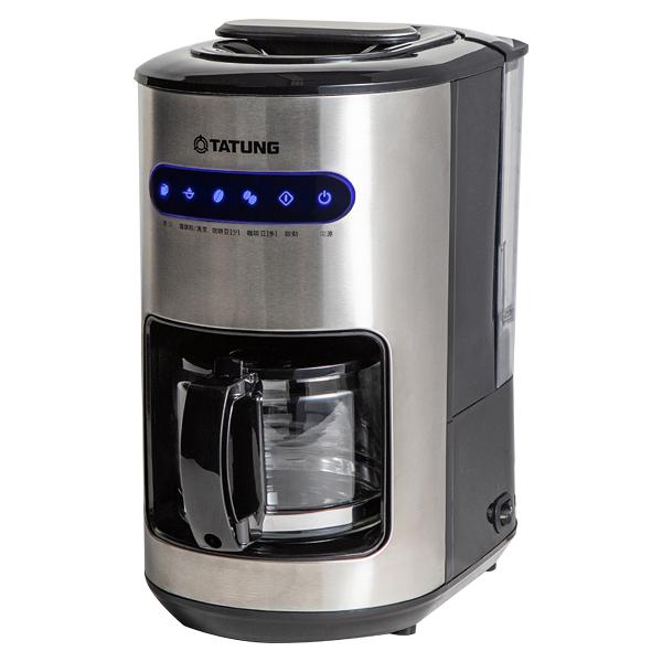 TATUNG大同 580ml磨豆咖啡機 (TCM-B0419A) 磨豆+滴漏咖啡功能二合一