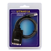 UTN401A USB to RS-232訊號轉換器