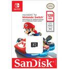 SanDisk 任天堂 Nintendo SWITCH 專用 microSDXC 128GB 記憶卡