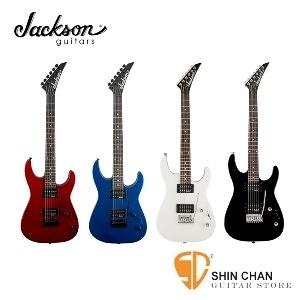 【缺貨】Jackson JS11 DINKY 小搖座電吉他 附琴袋、背帶、導線、琴布、Pick X 2【JS-11/雙雙拾音器】