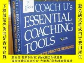二手書博民逛書店Coach罕見U s Essential Coaching Tools: Your Complete Practi