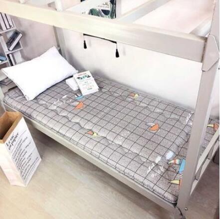 床墊 防潮加厚單人床墊0.9m學生床墊上下鋪床墊1.0m褥子榻榻米墊子【快速出貨八折搶購】