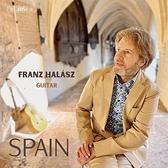 【停看聽音響唱片】【SACD】西班牙作曲家吉他音樂 法蘭茲.哈拉茲 吉他