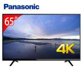 【Panasonic 國際牌】65型4K連網液晶顯示器+視訊盒 TH-65GX600W