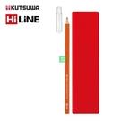 【KUTSUWA】暗記 紅筆 墊板 PA007 重點複習 /組
