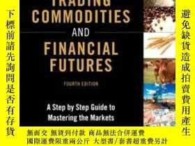 二手書博民逛書店Trading罕見Commodities And Financial FuturesY256260 Georg