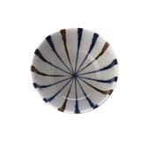 藍十草丼飯碗13cm