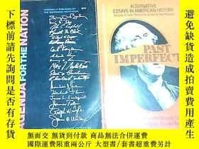 二手書博民逛書店PAST罕見IMPERFECT.Y14419 出版1973
