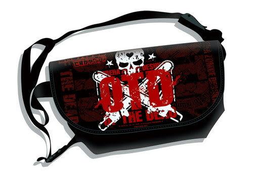 【2013漫博會】郵差包-這樣算是殭屍嗎?P2 OTD(2)