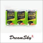 韓國 煙燻 鮭魚 海苔 3入 Dreamsky