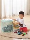 兒童凳玩具收納儲物可坐卡通換鞋圓凳子多功能沙發客廳寶寶小板凳 ATF 夏季狂歡