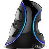 多彩垂直滑鼠有線藍光筆記本家用豎握式人體工程學滑鼠USB通用型 概念3C旗艦店