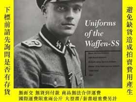 二手書博民逛書店Uniforms罕見Of The Waffen-ss, Vol. 1-武裝黨衛軍的制服,第一卷Y436638