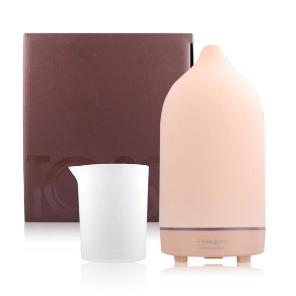 蕾莉歐 TOAST 香氛精靈水氧機-美禪機型#玫瑰色-霧化機/加濕器