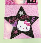 【震撼精品百貨】Hello Kitty 凱蒂貓~凱蒂貓 HELLO KITTY 車用大磁鐵-星星