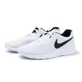 NIKE 慢跑鞋 TANJUN 白 黑LOGO 輕量 透氣 運動 休閒鞋 男 (布魯克林) 812654-101