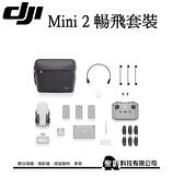 第二代 DJI Mavic Mini 2 暢飛套裝 3顆電池 迷你空拍機【公司貨】31分鐘最長飛行 抗風5級 4K超清影像