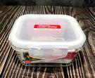 【好市吉居家生活】 樂扣樂扣 LLG215 耐熱玻璃微波烤箱兩用保鮮盒 微波便當盒 耐熱玻璃 540ML