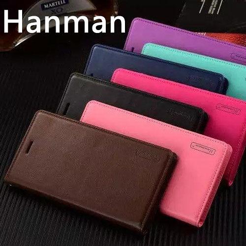 【Hanman】諾基亞 Nokia 7+/Nokia 7 Plus TA-1068 6吋 真皮皮套/翻頁式側掀保護套/手機套/保護殼-ZW