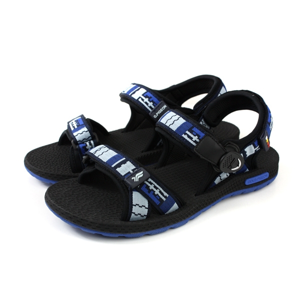G.P 阿亮代言 涼鞋 藍色 男鞋 G8658M-20 no014