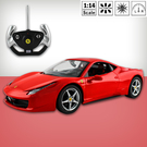 【瑪琍歐玩具】1:14 Ferrari 458 Italia遙控車/47300