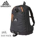 【GREGORY 美國 DAY PACK 26 後背包《黑》26L】65169/登山背包/雙肩包/電腦包/旅行/自行車