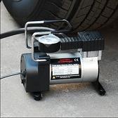 汽車用車載小型充氣泵小轎車電動車通用沖氣加氣打氣泵棒12V輪胎