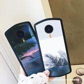 玻璃鏡面美圖T8s手機殼M6s全包M8S保護套m6時尚潮流女t8 『魔法鞋櫃』
