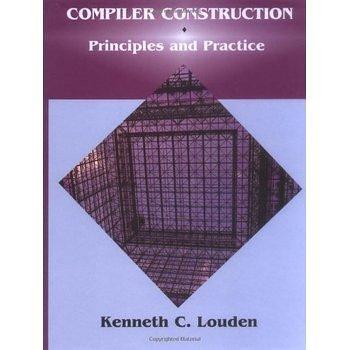 (二手原文書)Compiler construction : principles and practice