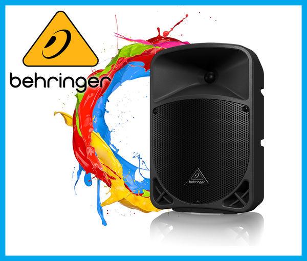 【小麥老師樂器館】Behringer 耳朵牌 Proered Speaker B108D 主動式喇叭 喇叭