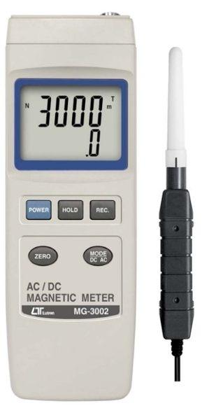 TECPEL 泰菱 》MG-3002 電子式高斯計 磁束密度計 磁性材料 磁力計 特斯拉計 高斯計