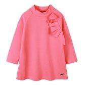 『小鱷魚童裝』荷葉邊高領衫(02號~10號)534184