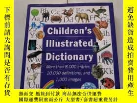 二手書博民逛書店Children s罕見Illustrated Dictiona