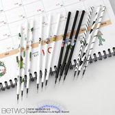 彼兔 betwo.筆芯 QOB*多款印圖每盒10支入0.5mm黑色水性筆筆芯【034-AL60】06990937現貨