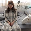 極,鐵灰  D2雙人床包薄被套四件組  純精梳棉  台灣製