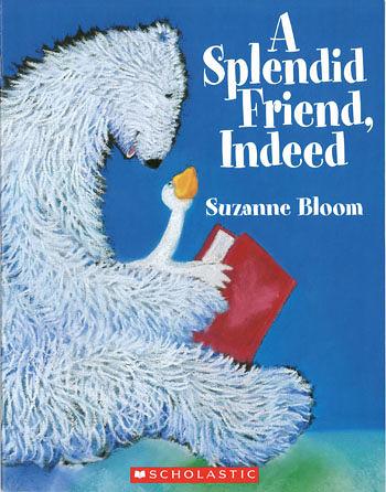 【麥克書店】『小熊媽的經典英語繪本』A SPLENDID FRIEND INDEED