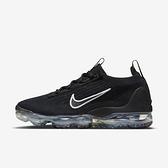 Nike Wmns Air Vapormax 2021 FK [DC4112-002] 女 慢跑鞋 編織 氣墊 緩震 黑