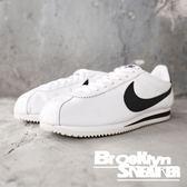 Nike Classic Cortez 白 黑勾 經典 復古 阿甘 男 (布魯克林) 2018/12月 807480-101