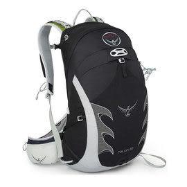 美國 Osprey Talon 22L 透氣健行背包 瑪瑙黑 014622|登山|戶外