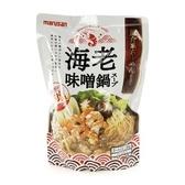 日本 丸三 海老味噌鍋湯底 750g 3~4人份