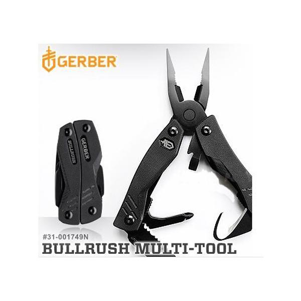 [GERBER] Bullrush 工具鉗 (31-001749N)