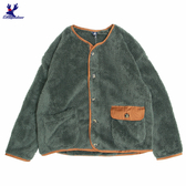 【秋冬降價品】American Bluedeer - 保暖絨毛外套(魅力價)  秋冬新款