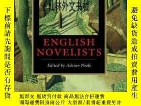 二手書博民逛書店【罕見】 The Cambridge Companion To English NovelistsY27248