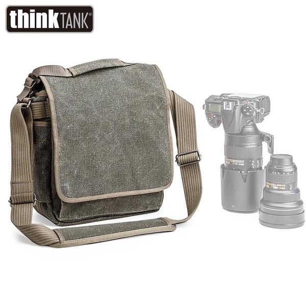 【thinkTank 創意坦克】 Retrospective 20 復古系列側背包TTP710758 公司貨