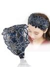 髮帶 遮白髪髪箍韓國寬邊蕾絲顯臉小的髪卡髪飾民族風刺繡頭箍髪帶頭飾【快速出貨八折下殺】