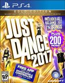 PS4 舞力全開 2017 黃金板(美版代購)