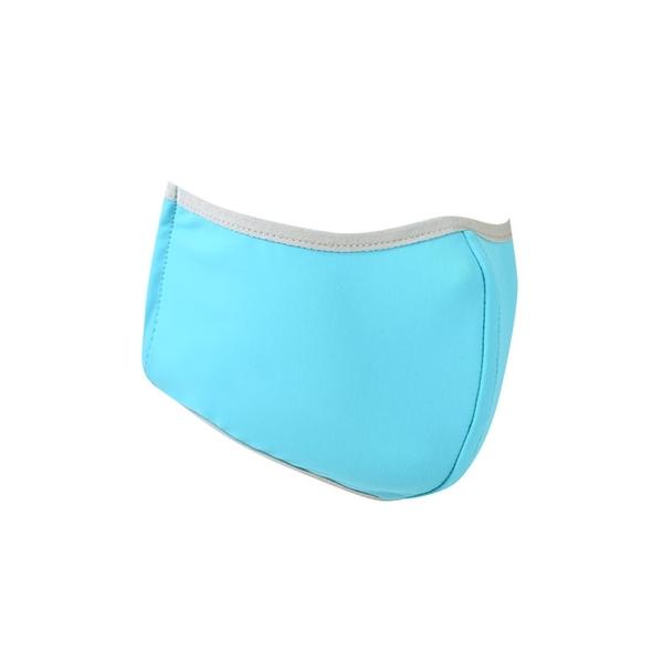 UV100 防曬 抗UV-涼感超彈質輕口罩-中性