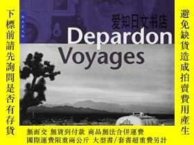 二手書博民逛書店【罕見】Depardon Voyages 1998年出版Y175