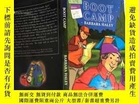 二手書博民逛書店boot罕見camp新兵訓練營Y200392